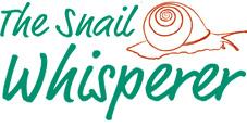 The Snail Whisperer logo